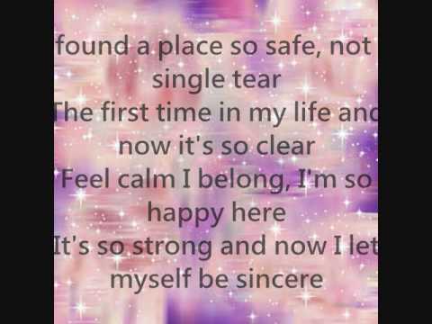 Arvil Lavigne innocence lyrics