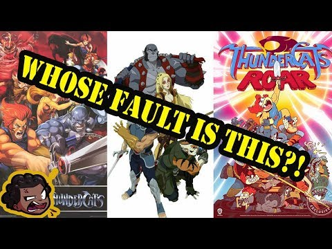 Thundercats Roar | (2019) Who You Should Blame For This