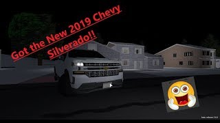 Neue 2019 Chevy Truck / A Roblox House Tour