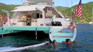 Good Vibrations -  62' Leopard Catamaran