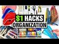 Cover image Dollar Tree Organization Hacks REALISTIC & PRACTICAL ORGANIZING IDEAS!