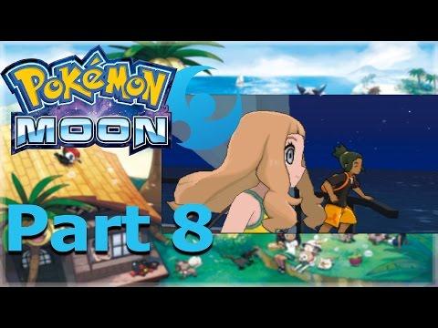 Pokemon Moon | To Akala Island! | Part 8