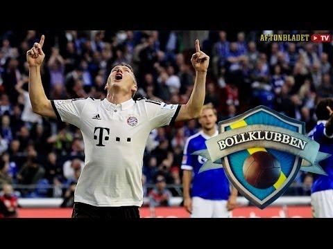 Nya Bayern München i Bollklubben