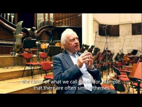 Antoni Wit o Wojciechu Kilarze (English subtitles)