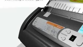 Ambir ImageScan Pro 820i ADF Scanner