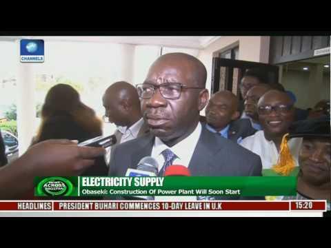 Edo State To Get Third Power Generating Plant
