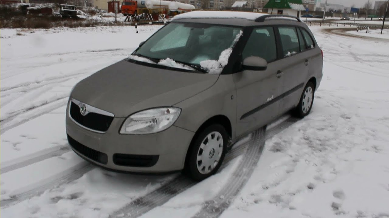 2008 skoda fabia combi start up engine and in depth tour youtube. Black Bedroom Furniture Sets. Home Design Ideas