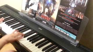 Iron Man 3 OST - Can You Dig It? (Piano cover)