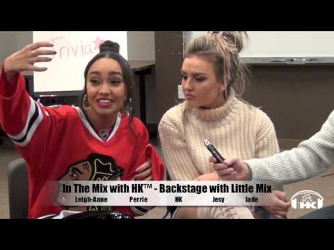 Little Mix Interview - Fans , Free Stuff and Friendship