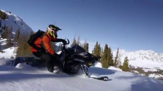 STV 2016 Ski-Doo Renegade Backcountry