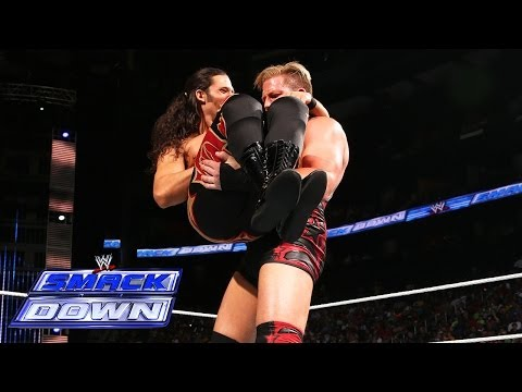 Adam Rose vs. Jack Swagger: SmackDown, May 30, 2014