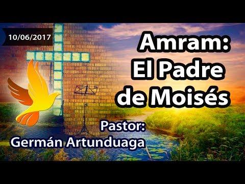 Amram: El padre de Moisés