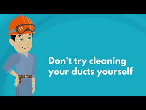 Don't  try  cleaning  your  ducts  yourself  |  Video  Tip  |  Air  Duct  Cleaning  Cypress