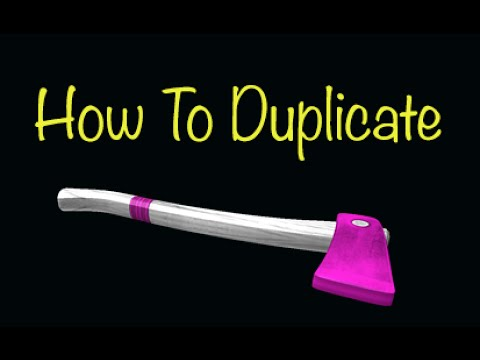 *NEW* How to duplicate axe in lumber tycoon 2