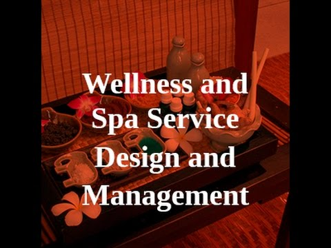 Info session for MA Wellness and Spa Service Design and Management programme