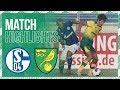 HIGHLIGHTS | FC Schalke 04 1-2 Norwich City