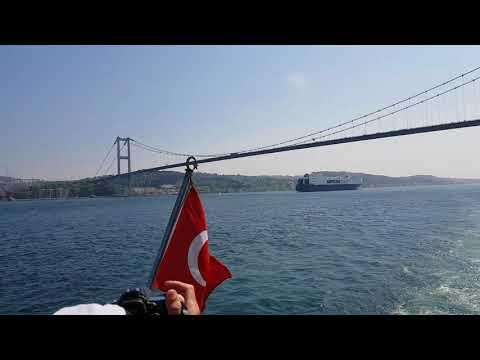 ESTAMBUL EUROPA ASIA ESTRECHO DE BOSFORO STRAIT bridge 12 by pela