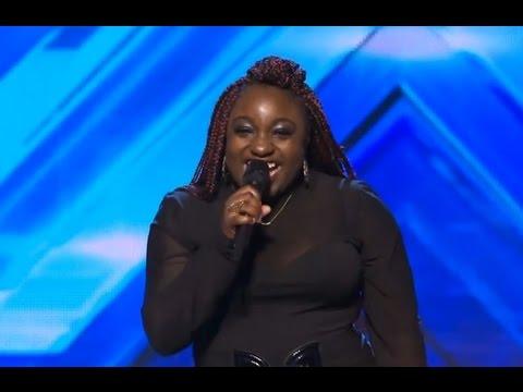 The X Factor Australia 2015 - Auditions - Gazele