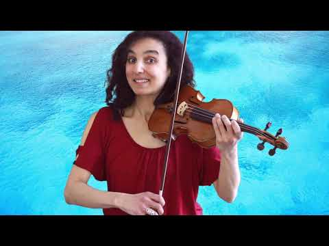 Jesus Christ Is Risen Today 🎻 Violin Tutorial & Free Sheet Music 🎻 Easter Hymn With Lyrics thumbnail