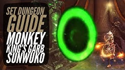 Diablo 3 - Monk - Monkey King's Garb / Sunwuko - Set Dungeon Guide