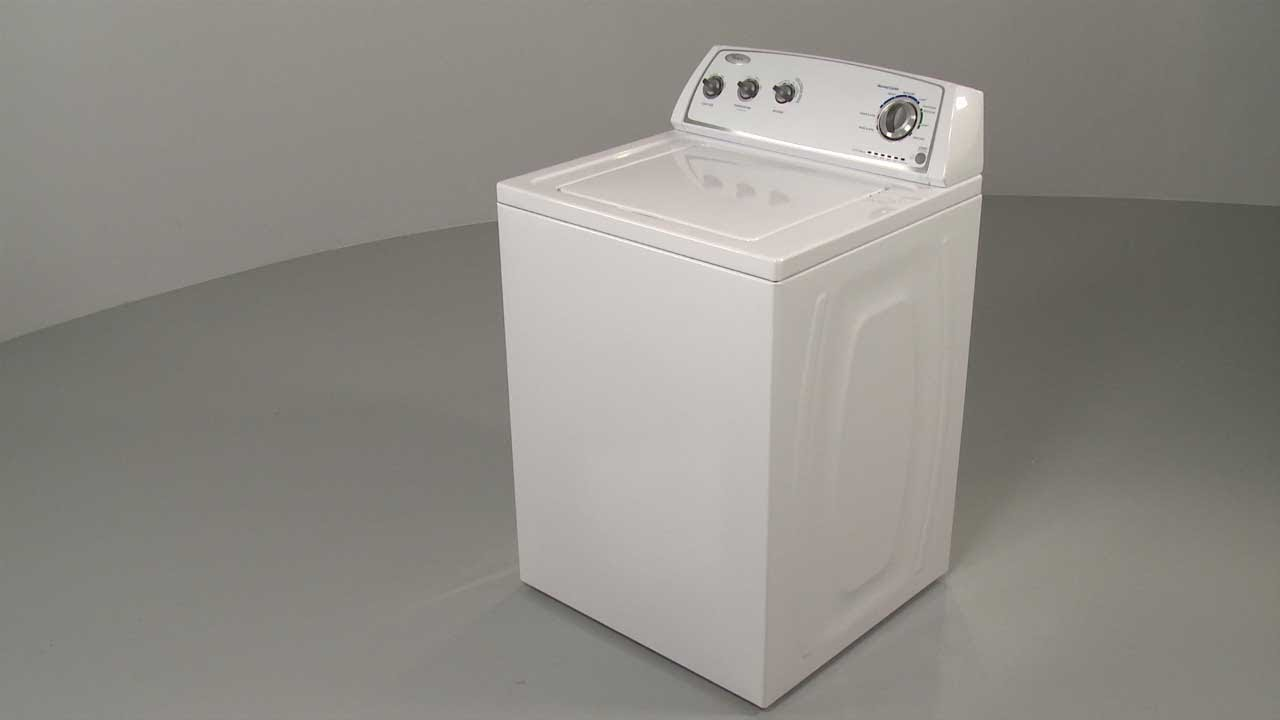 Whirlpool/Kenmore Top-Load Washer Disassembly, Repair Help