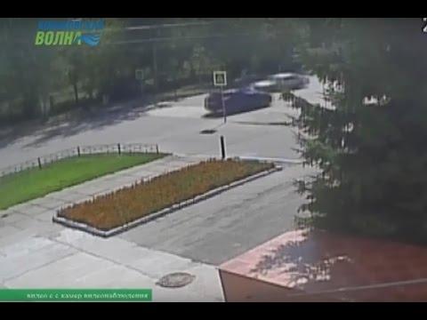 Смертельное ДТП со скутеристом в Конаково попало на камеры видеонаблюдения
