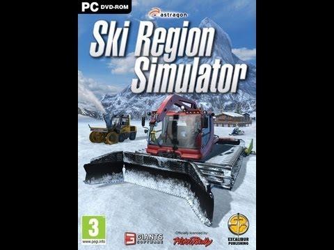скачать игру ski region simulator 2012 через торрент на русском