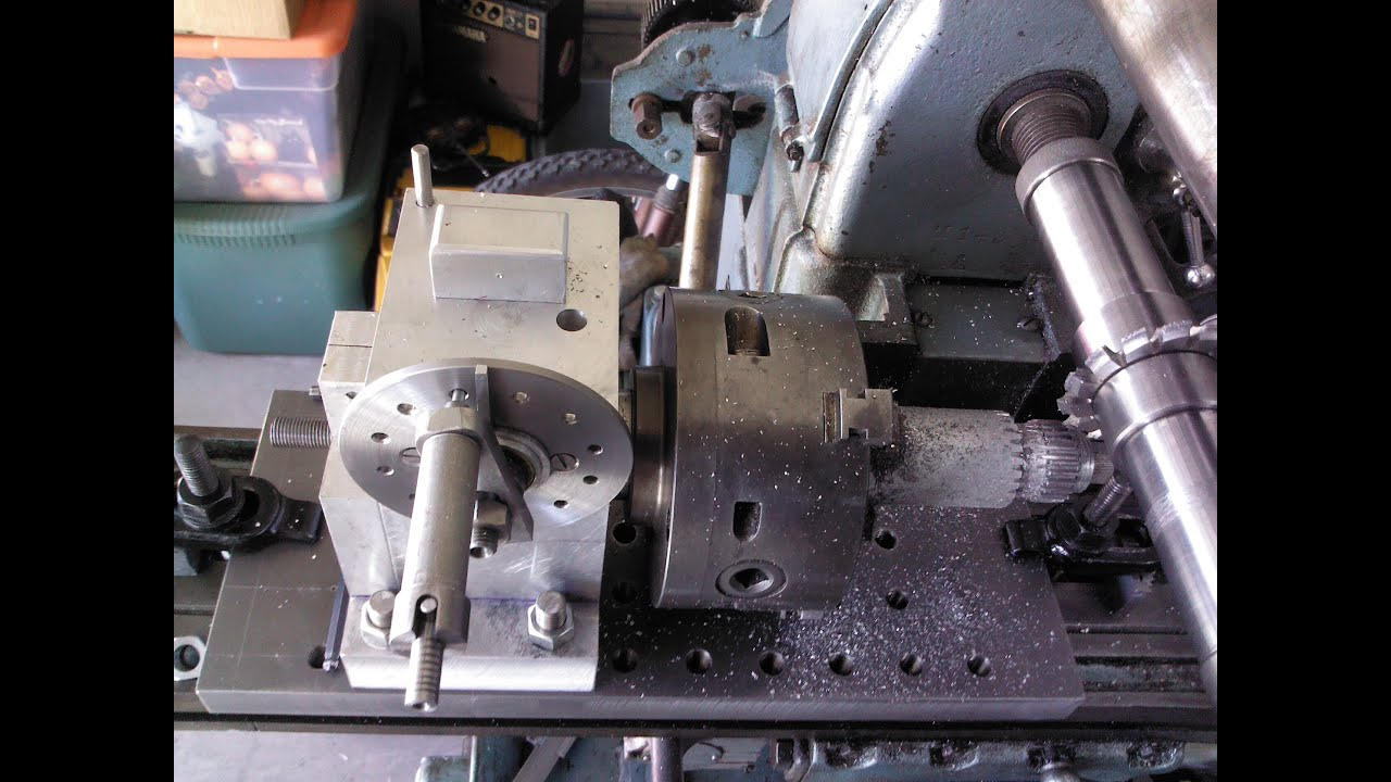 Indexing Dividing Head Milling Machine