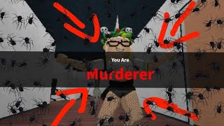 will be that had escaped murderer? -Murderer Mystery (Roblox)