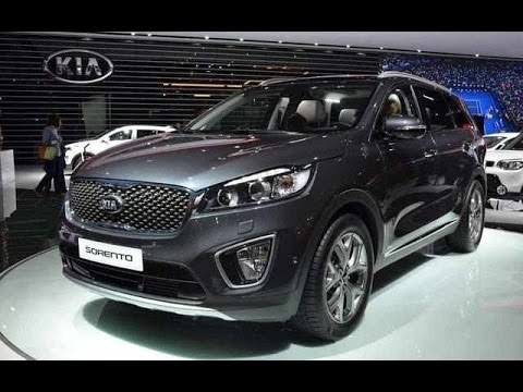 2018 KIA Sorento - YouTube