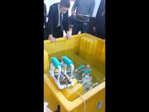 Subsea Engineering Week at Darlington College