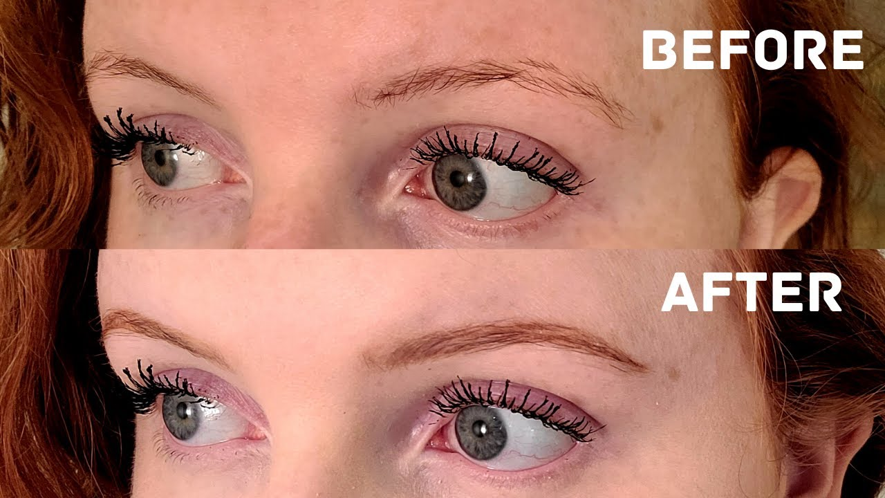 How to Grow Thicker Eyebrows   Natural, Fast and ...