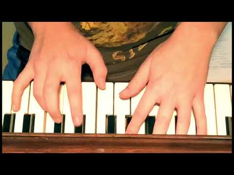 CNN 10 Friday's Are Awesome Outro Song Piano Cover