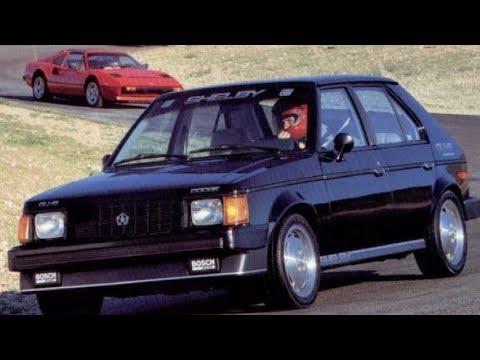 1978-1990 Dodge Omni - Rescued Chrysler