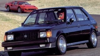 1978-1990 Dodge Omni - Rescued Chrysler