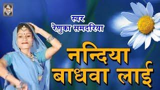 Nandiya Badhawa Laai | Popular Sohar Geet | Renuka Samdariya Songs | Bundelkhandi Hits