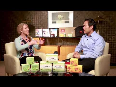 Dr Reuben Chen Live: Ep. 1 with Julie McLewee