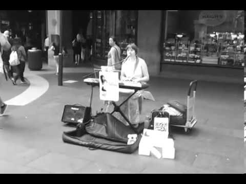 Samantha Edge Live Imagine by John Lennon in Sydney 2014