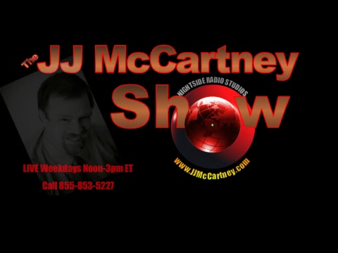 JJ McCartney Show Tuesday April 4th 2017  News and Dr. Mark Davis  855-853-5227