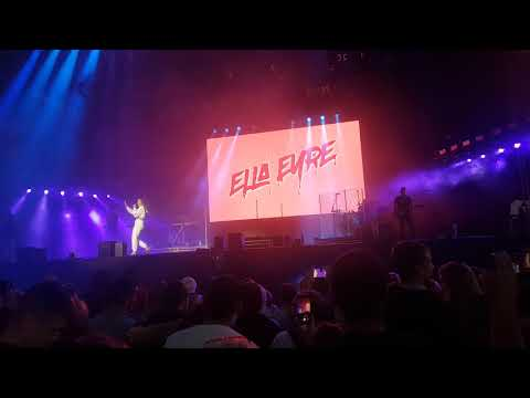 Sigala, Ella Eyre - Came Here for Love at Blackpool Illuminations Switch-On 2018on 31st August