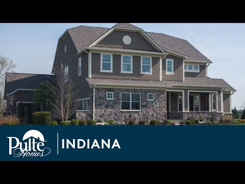 New Homes in Indiana Indianapolis - Hidden Pines by Pulte Homes