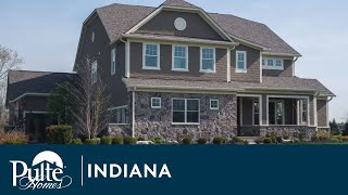 New Homes In Indianapolis, In | Hidden Pines | Home Builder | Pulte Homes