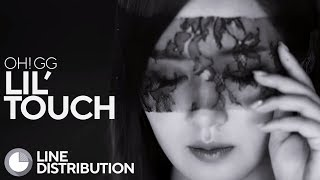 Girls' Generation-Oh!GG (소녀시대-Oh!GG) - Lil' Touch (몰랐니) (Line Distribution)