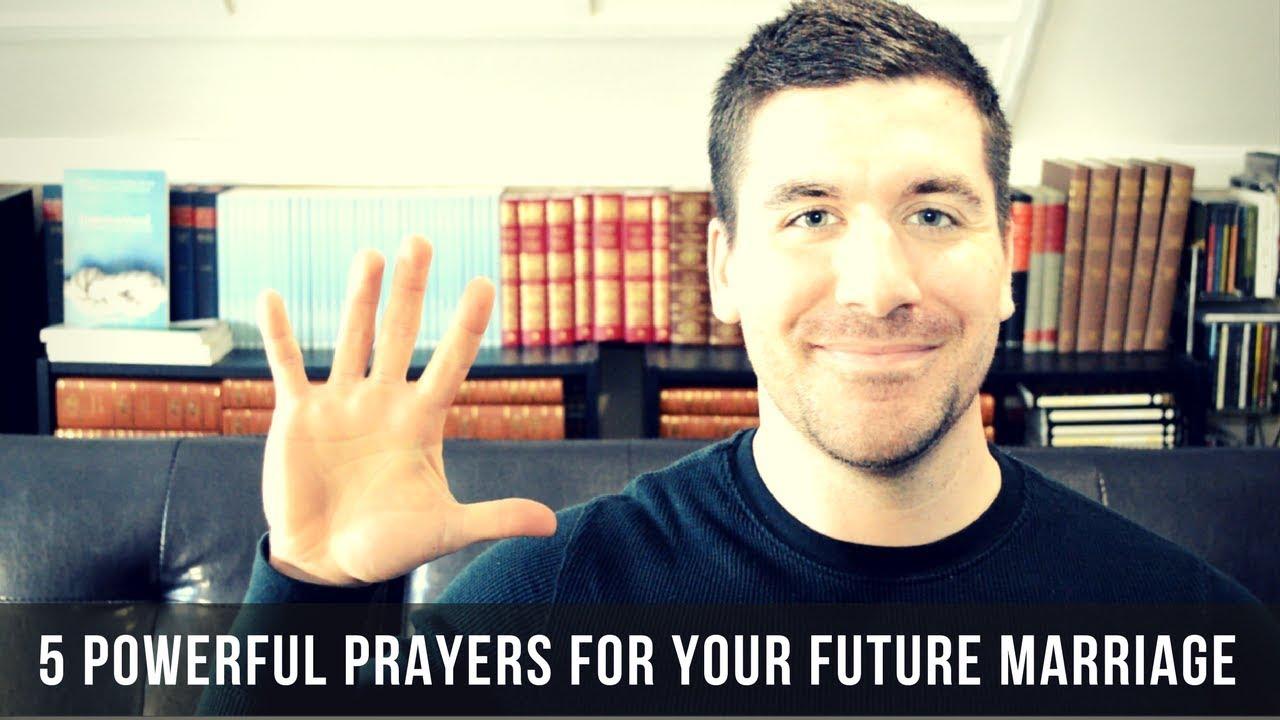 5 Prayers for a Godly Spouse