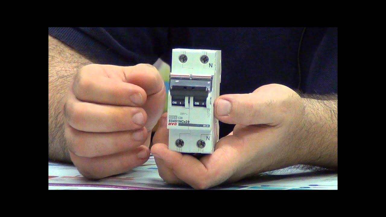 Schema Collegamento Differenziale Magnetotermico : Interruttore magnetotermico e differenziale puro pillola n.13 di