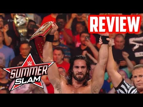 WWE SummerSlam 2019: Results, new champion, match rankings and full recap
