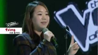 Repeat youtube video 보이스코리아 시즌1 - [보이스코리아_유성은]Ten Minute sung by Yoo Sung-Eun @The Voice Korea_Ep.2
