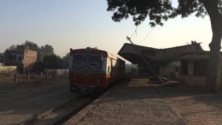 Vrindavan - Mathura Junction Metre Gauge Rail Bus