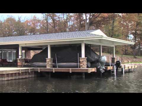 B&R Construction Boat dock videos