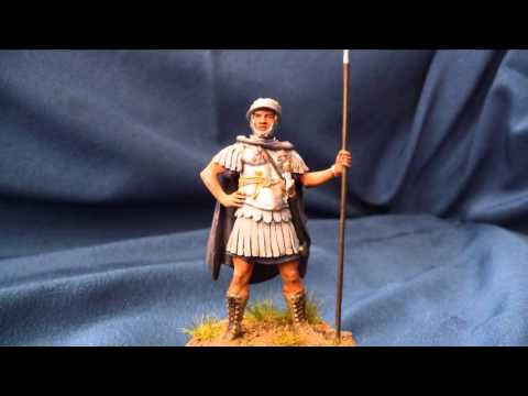 "Art Girona ""King Pyrrhus of Epirus"" in 54mm scale"